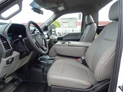 2019 Ford F-550 Regular Cab DRW 4x4, Rugby Eliminator LP Steel Dump Body #CR6154 - photo 5