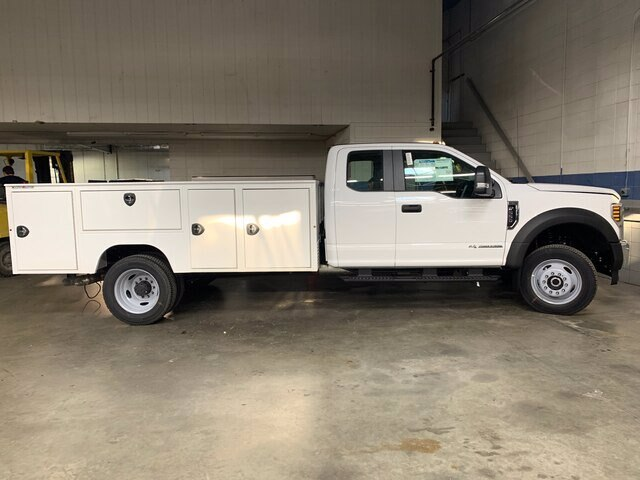 2019 F-550 Super Cab DRW 4x4, Duramag Service Body #CR6157 - photo 1