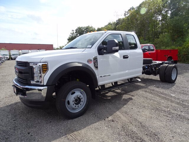2019 F-550 Super Cab DRW 4x4,  Cab Chassis #CR6157 - photo 1
