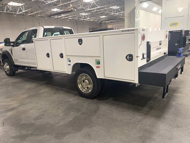 2019 Ford F-550 Super Cab DRW 4x4, Duramag Service Body #CR6157 - photo 1