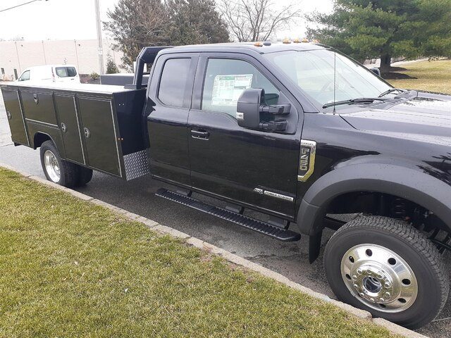 2019 F-450 Super Cab DRW 4x4, Duramag Service Body #CR6184 - photo 1