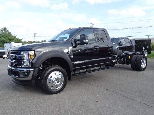 2019 F-450 Super Cab DRW 4x4, Cab Chassis #CR6184 - photo 1