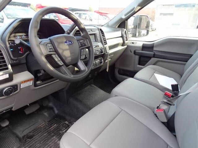 2019 Ford F-550 Regular Cab DRW 4x2, Knapheide Value-Master X Stake Bed #CR6228 - photo 4