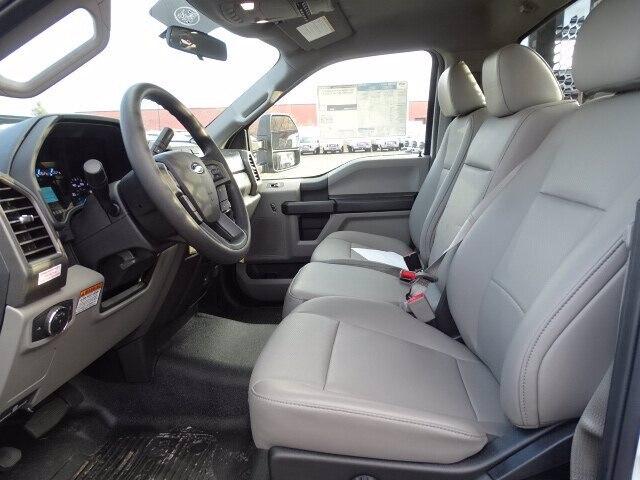 2019 Ford F-550 Regular Cab DRW 4x2, Knapheide Value-Master X Stake Bed #CR6228 - photo 5