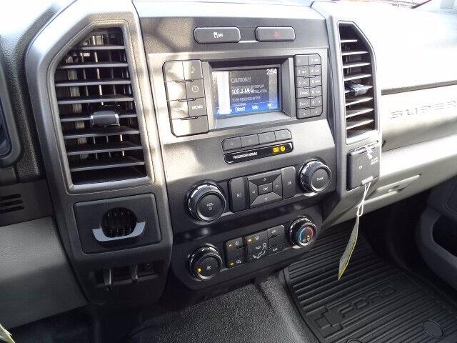 2019 Ford F-550 Regular Cab DRW 4x2, Knapheide Value-Master X Stake Bed #CR6228 - photo 7