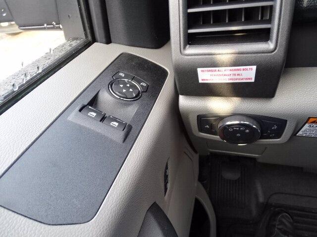 2019 Ford F-550 Regular Cab DRW 4x2, Knapheide Value-Master X Stake Bed #CR6228 - photo 9