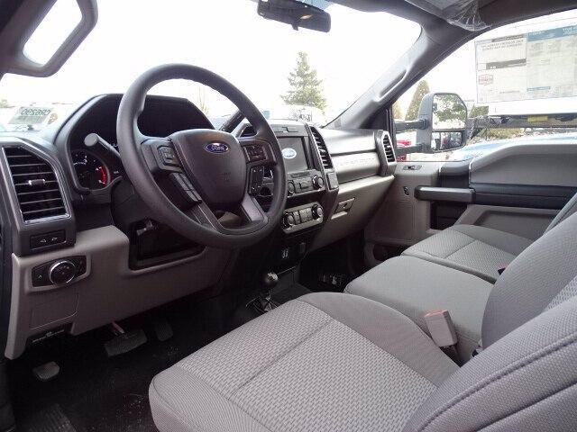 2019 F-550 Regular Cab DRW 4x4, SH Truck Bodies Stake Bed #CR6290 - photo 4