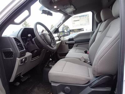 2019 F-550 Regular Cab DRW 4x4, SH Truck Bodies Stake Bed #CR6290 - photo 5