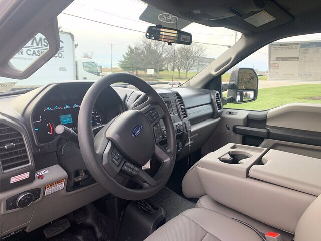 2019 Ford F-350 Regular Cab DRW 4x4, Rugby Eliminator LP Steel Dump Body #CR6375 - photo 8