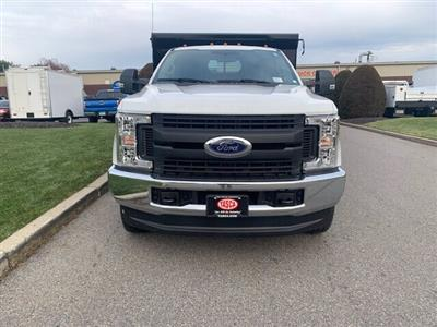 2019 Ford F-350 Regular Cab DRW 4x4, Rugby Eliminator LP Steel Dump Body #CR6375 - photo 4