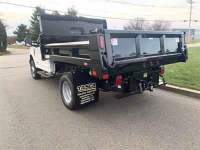 2019 Ford F-350 Regular Cab DRW 4x4, Rugby Eliminator LP Steel Dump Body #CR6375 - photo 2