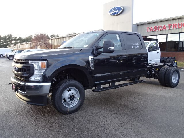 2020 F-350 Crew Cab DRW 4x4, Cab Chassis #CR6377 - photo 1