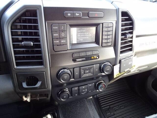 2019 Ford F-550 Super Cab DRW 4x4, Switch N Go Drop Box Hooklift Body #CR6389 - photo 9