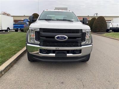 2019 Ford F-550 Super Cab DRW 4x4, Switch N Go Drop Box Hooklift Body #CR6389 - photo 5