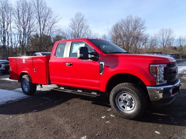 2019 Ford F-350 Super Cab 4x4, Reading Classic II Steel Service Body #CR6399 - photo 3