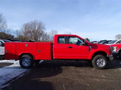 2019 F-350 Super Cab 4x4, Reading Classic II Steel Service Body #CR6399 - photo 1