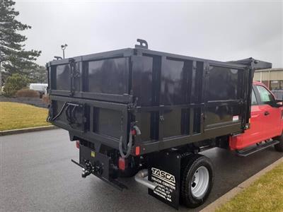 2020 F-350 Crew Cab DRW 4x4, SH Truck Bodies Landscape Dump #CR6410 - photo 2