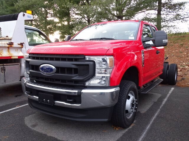 2020 Ford F-350 Super Cab DRW 4x4, Cab Chassis #CR6430 - photo 1