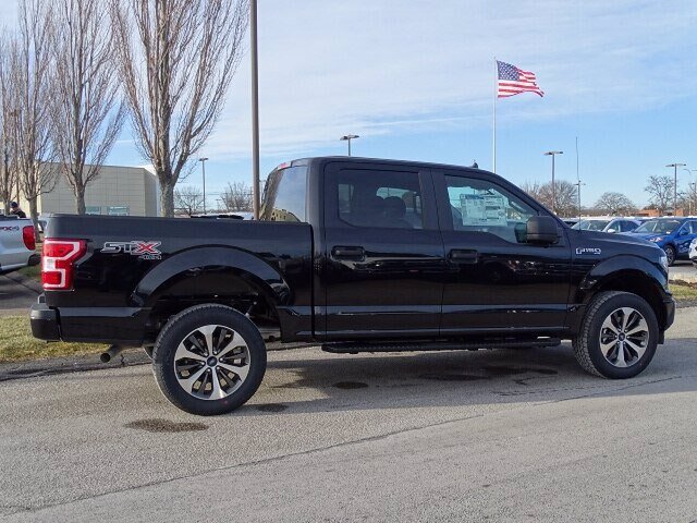 2020 Ford F-150 SuperCrew Cab 4x4, Pickup #CR6451 - photo 4