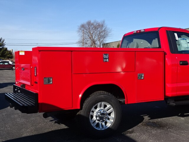 2019 F-350 Regular Cab 4x4, Reading Service Body #CR6455 - photo 1
