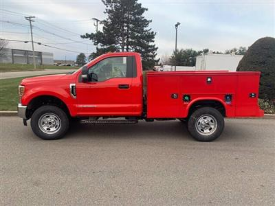 2019 Ford F-350 Regular Cab 4x4, Knapheide Steel Service Body #CR6464 - photo 1