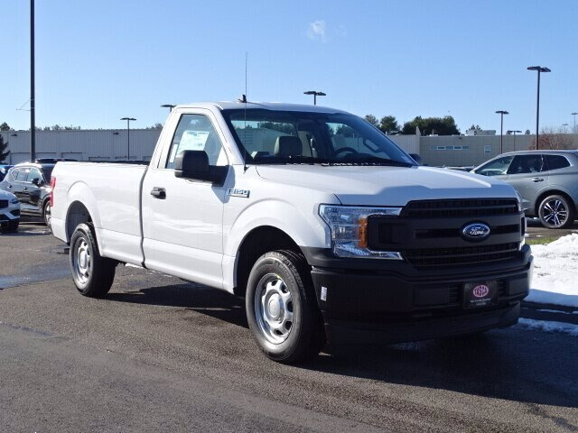 2020 F-150 Regular Cab 4x2, Pickup #CR6470 - photo 7