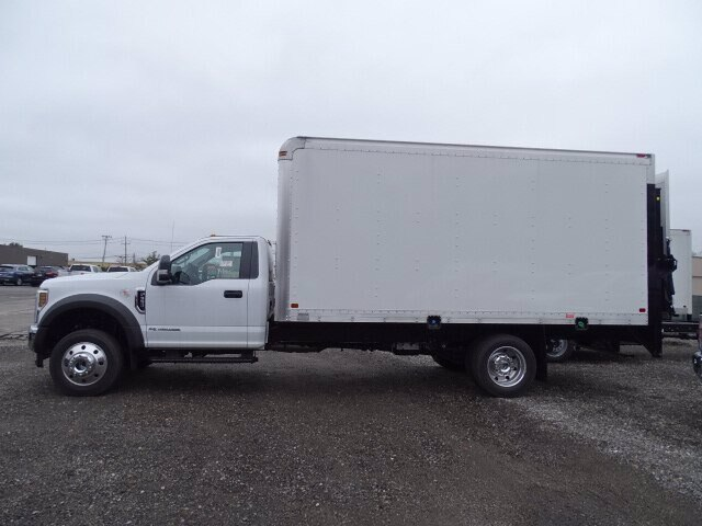 2019 Ford F-550 Regular Cab DRW 4x4, Dejana Dry Freight #CR6488 - photo 1