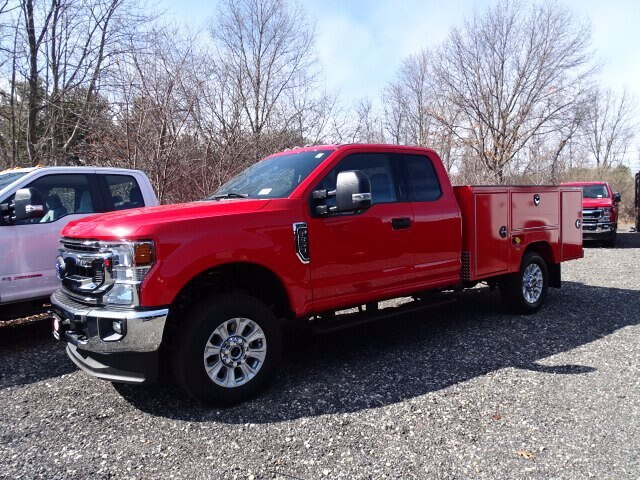 2020 Ford F-350 Super Cab 4x4, Duramag Service Body #CR6500 - photo 1