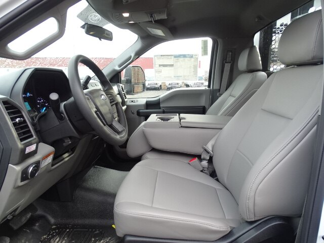 2019 F-550 Regular Cab DRW 4x2, Knapheide Value-Master X Stake Bed #CR6505 - photo 4