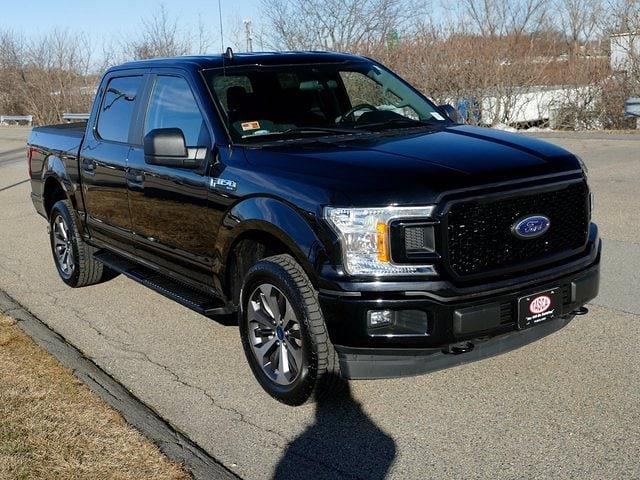 2020 Ford F-150 SuperCrew Cab 4x4, Pickup #CR6511 - photo 1