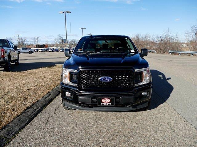 2020 Ford F-150 SuperCrew Cab 4x4, Pickup #CR6511 - photo 3