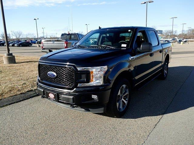 2020 Ford F-150 SuperCrew Cab 4x4, Pickup #CR6511 - photo 4