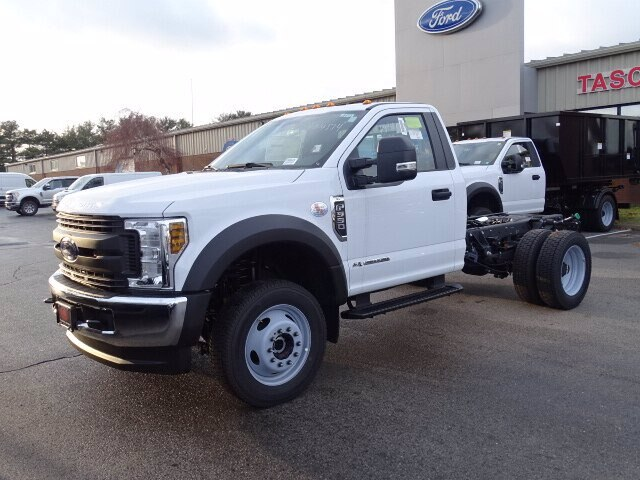 2019 F-550 Regular Cab DRW 4x4, Cab Chassis #CR6515 - photo 1