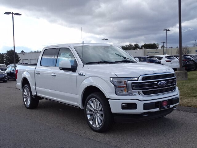 2020 Ford F-150 SuperCrew Cab 4x4, Pickup #CR6519 - photo 3