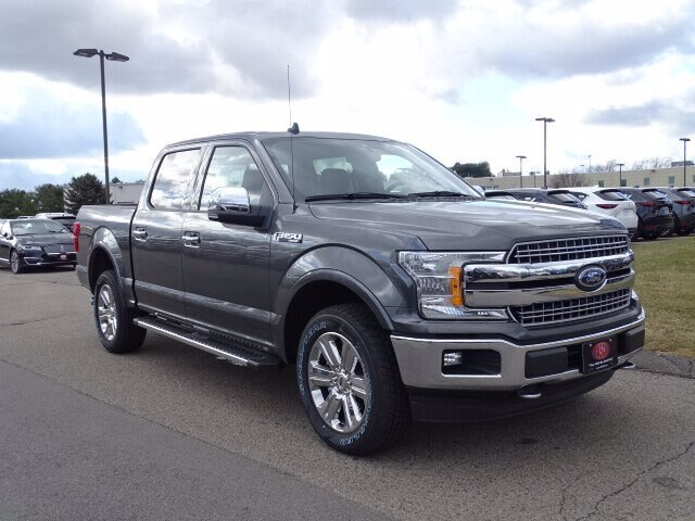 2020 F-150 SuperCrew Cab 4x4, Pickup #CR6526 - photo 3