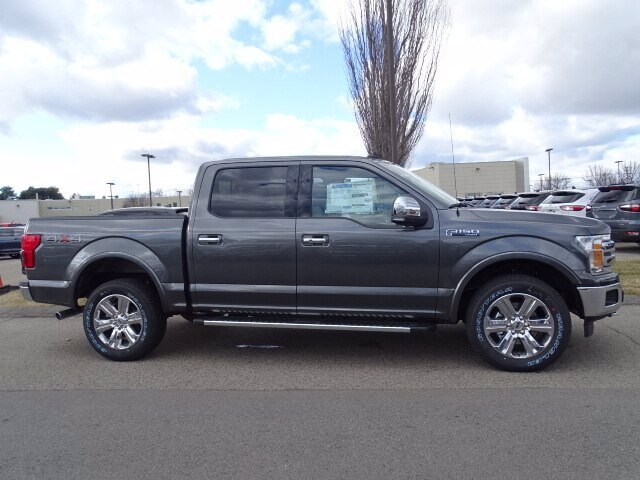 2020 F-150 SuperCrew Cab 4x4, Pickup #CR6526 - photo 4