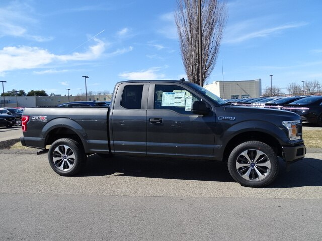 2020 F-150 Super Cab 4x4, Pickup #CR6530 - photo 4