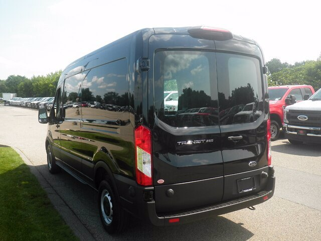 2020 Ford Transit 250 Med Roof RWD, Empty Cargo Van #CR6574A - photo 5