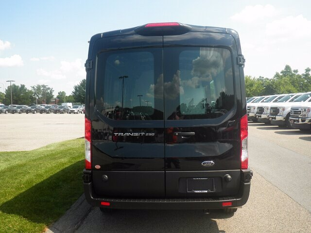 2020 Ford Transit 250 Med Roof RWD, Empty Cargo Van #CR6574A - photo 6