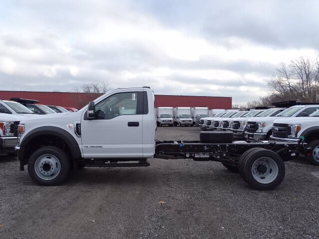 2020 F-550 Regular Cab DRW 4x2, Cab Chassis #CR6583 - photo 1