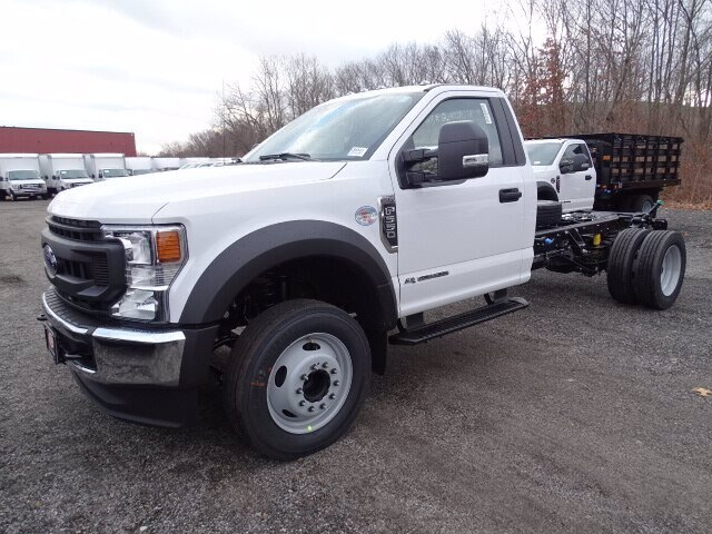 2020 Ford F-550 Regular Cab DRW 4x2, Cab Chassis #CR6583 - photo 1