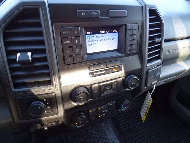 2020 Ford F-550 Super Cab DRW 4x4, Duramag S Series Service Body #CR6587 - photo 8