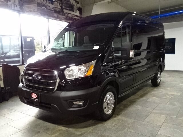 2020 Ford Transit 250 Med Roof RWD, Empty Cargo Van #CR6593 - photo 1