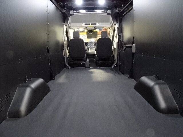 2020 Transit 250 Med Roof RWD, Empty Cargo Van #CR6593 - photo 1