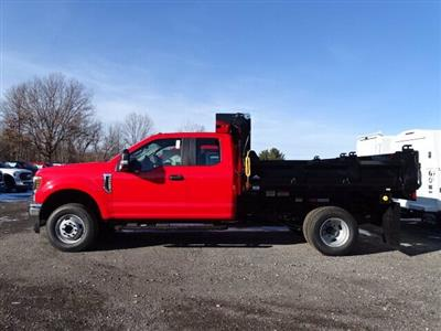 2019 F-350 Super Cab DRW 4x4, SH Truck Bodies Dump Body #CR6632 - photo 1