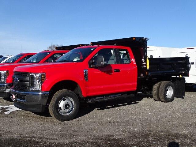 2019 F-350 Super Cab DRW 4x4, SH Truck Bodies Dump Body #CR6633 - photo 3