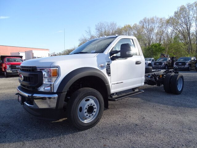 2020 Ford F-550 Regular Cab DRW 4x2, Cab Chassis #CR6659 - photo 1
