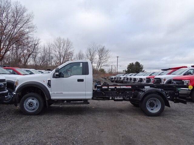 2019 Ford F-550 Regular Cab DRW 4x4, Switch N Go Hooklift Body #CR6668 - photo 1