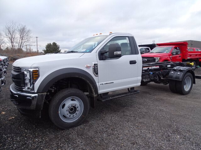 2019 F-550 Regular Cab DRW 4x4, Switch N Go Hooklift Body #CR6668 - photo 1