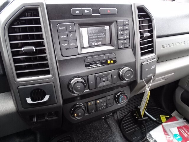 2019 F-550 Regular Cab DRW 4x4, Switch N Go Drop Box Hooklift Body #CR6668 - photo 7
